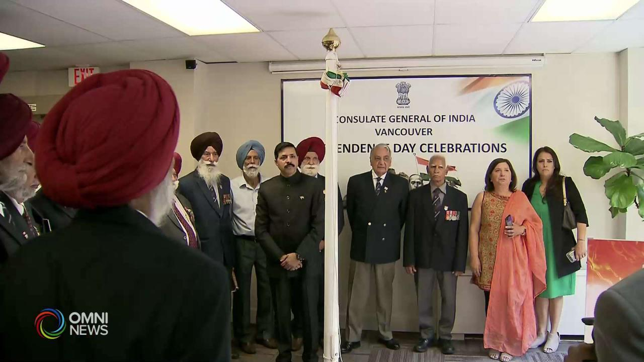 India Independence Day in B.C.