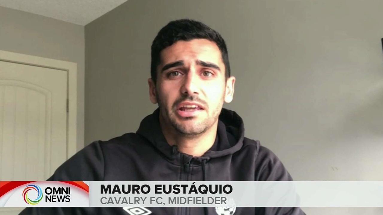 CPL CAVALRY FC MAURO EUSTAQUIO INTERVIEW
