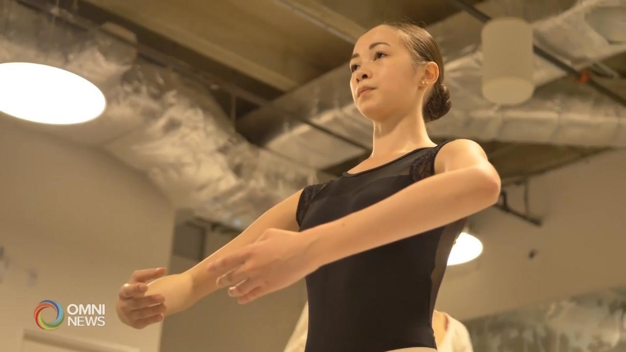 前加拿大国家芭蕾舞团首席舞者吴振红谈学习跳舞的益处 – Aug 15, 2019(ON)