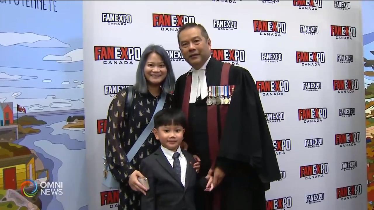 公民宣誓儀式在加拿大動漫展舉行 – Aug 22, 2019(ON)