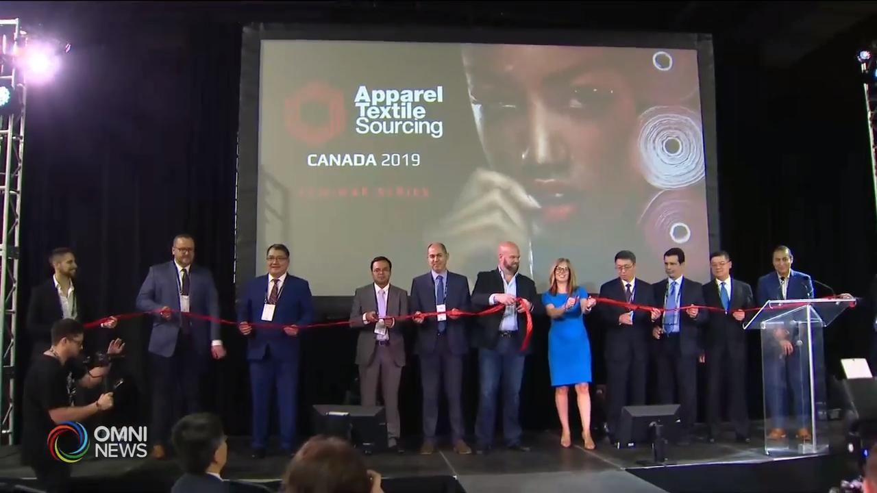第四届加拿大服装纺织品采购展在多伦多举行 – Aug 20, 2019 (ON)