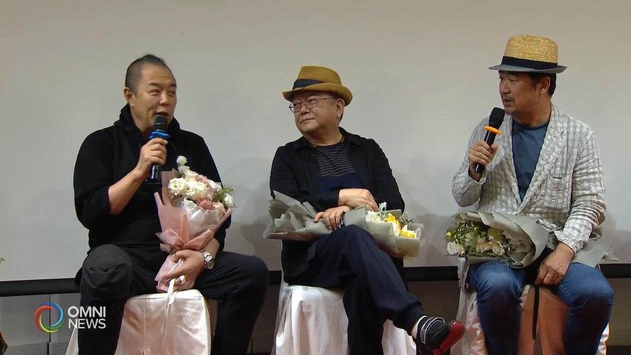 中国知名演员在多伦多主演话剧《断金》 – Aug 15, 2019(ON)