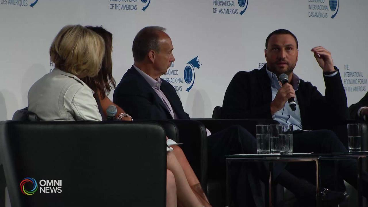 Il futuro dei consumi al Toronto Global Forum
