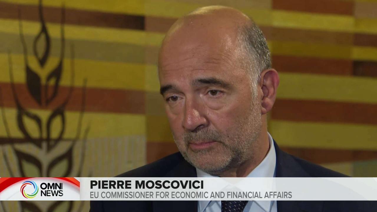 """Intervista a Moscovici: """"Non rimpiango Salvini al governo"""""""