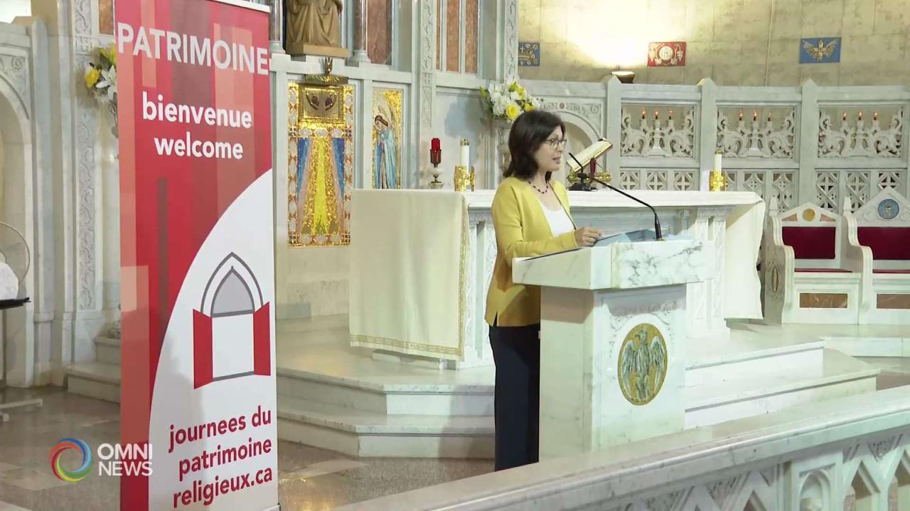 """Giornate del Patrimonio Religioso"" in Quebec"