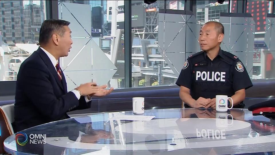 警方如何因应外籍人士安全问题 – Sept 09, 2019 (ON)