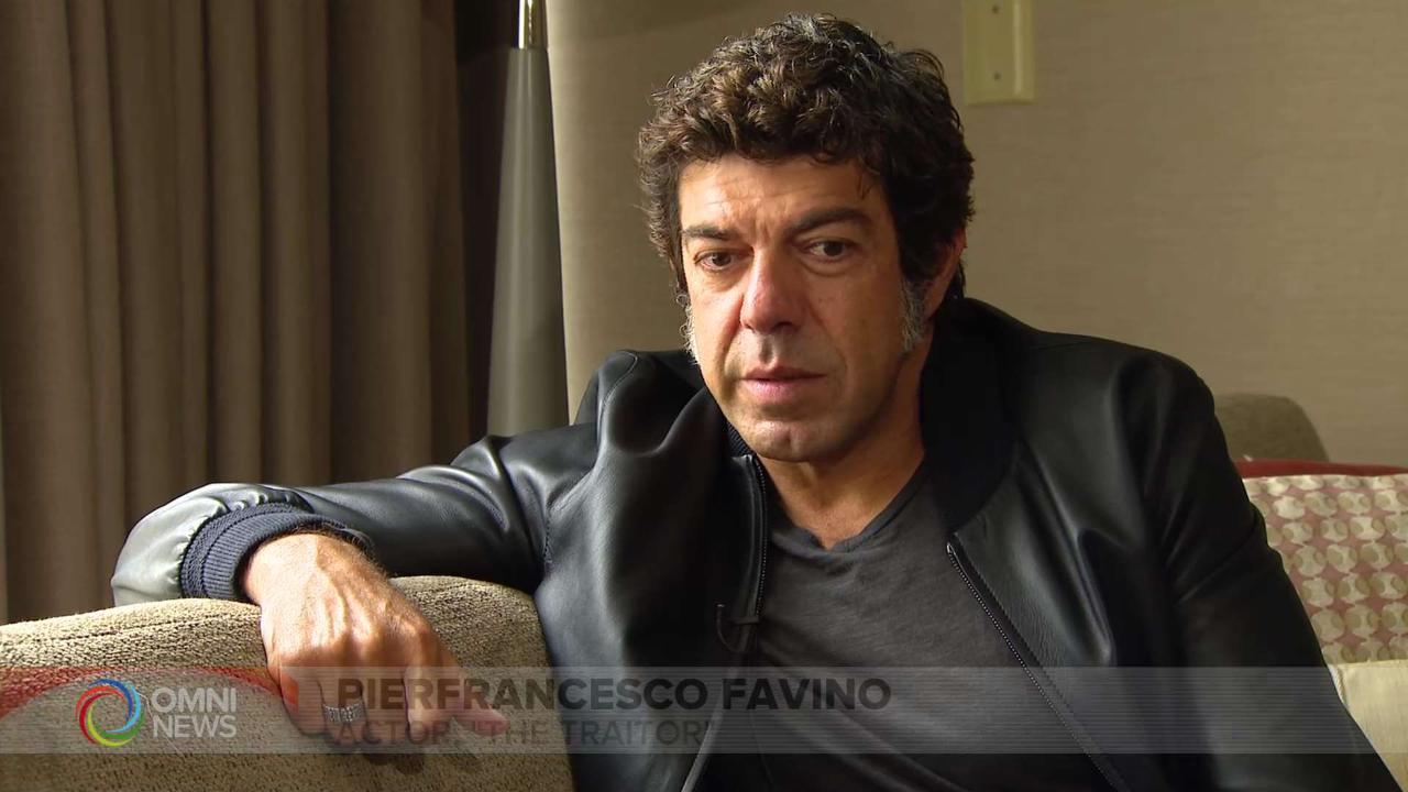 """""""Il Traditore"""" al TIFF, intervista con Pierfrancesco Favino e Marco Bellocchio"""