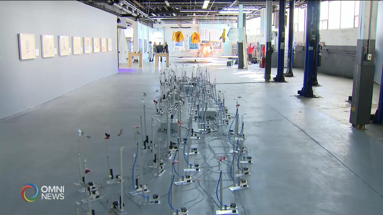 首屆多倫多藝術雙年展,週末揭幕 — Sep 19, 2019 (ON)