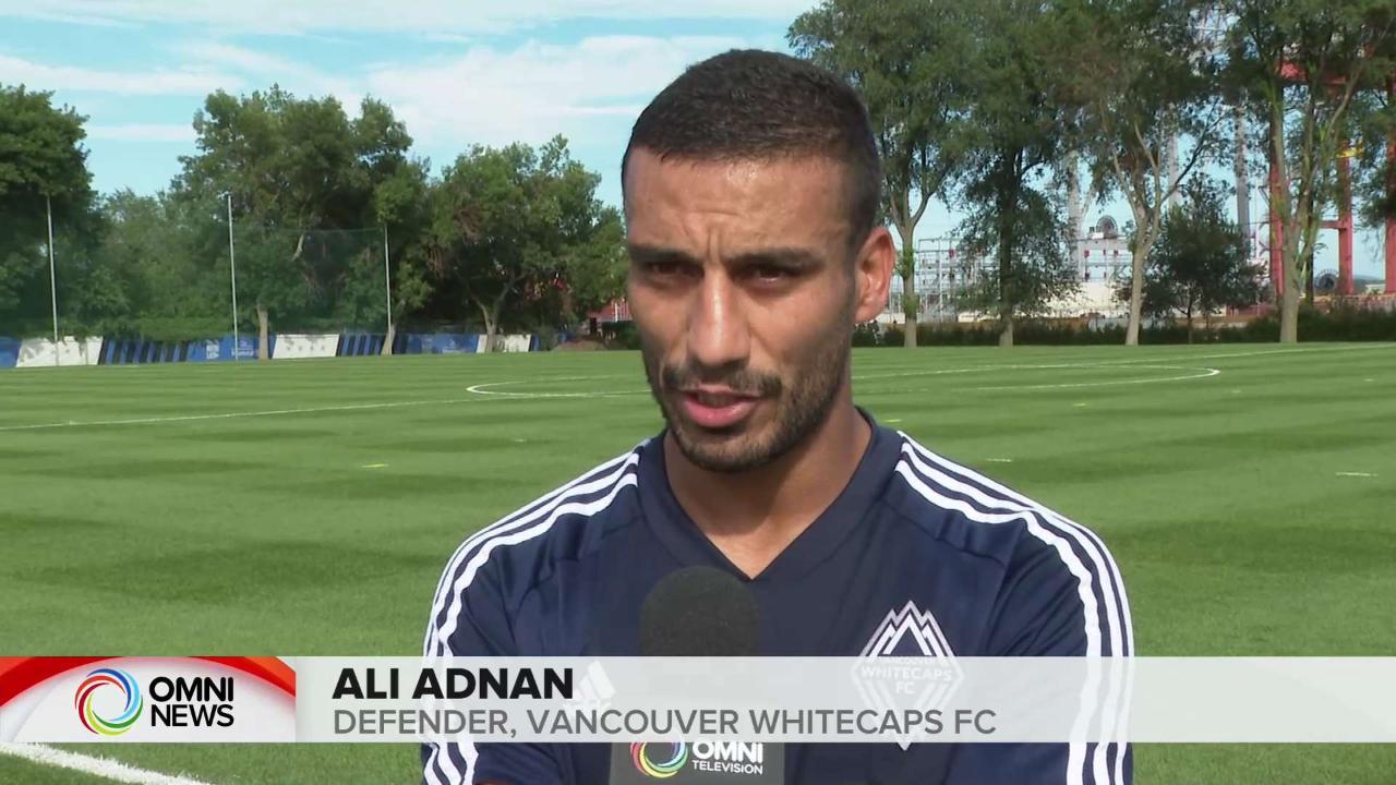 """Ali Adnan: """"Felice di aver scelto il Canada"""""""
