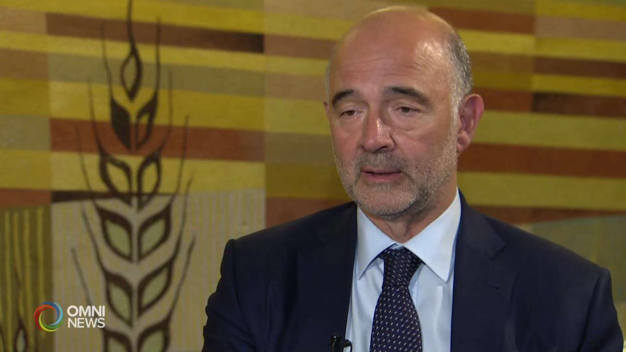 Un commento del Commissario Europeo all'Economia, Pierre Moscovici, sul nuovo governo del Premier Giuseppe Conte