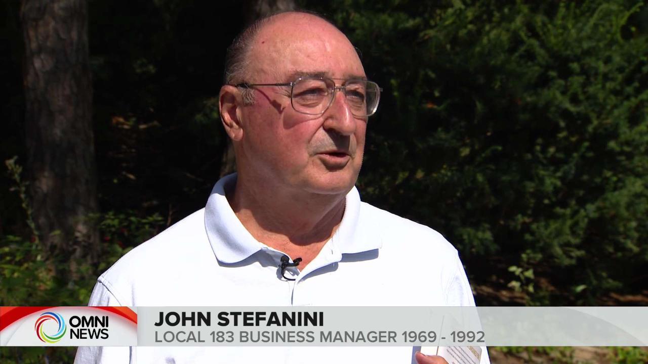 John Stefanini e la lotta per i diritti dei lavoratori