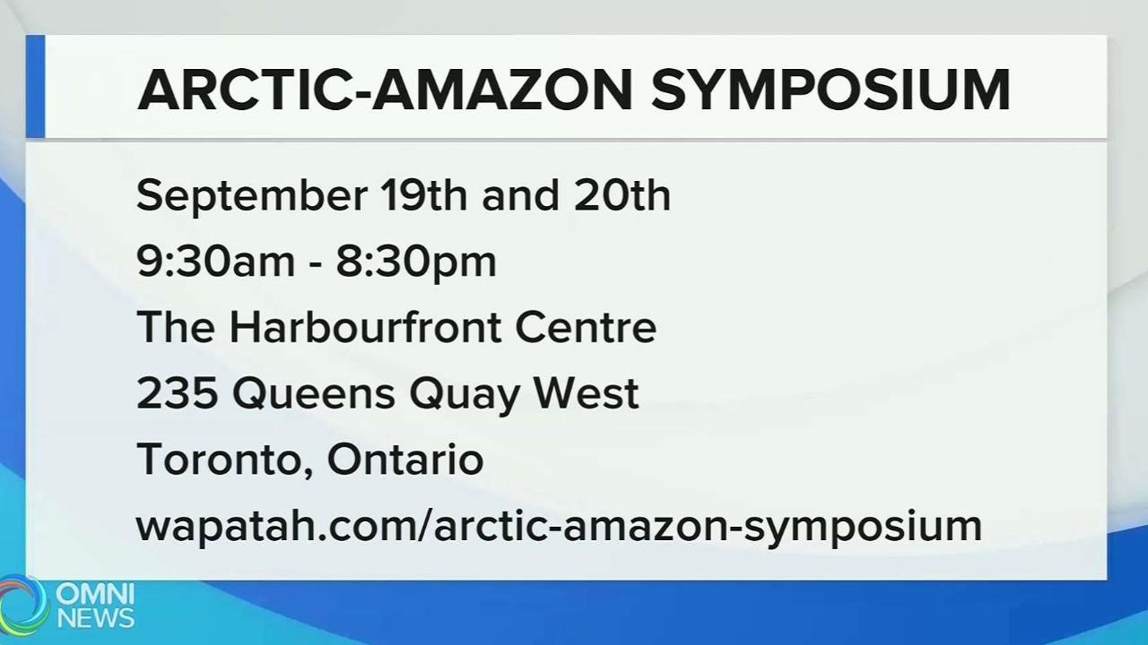 ARTIC AMAZON SYMPOSIUM