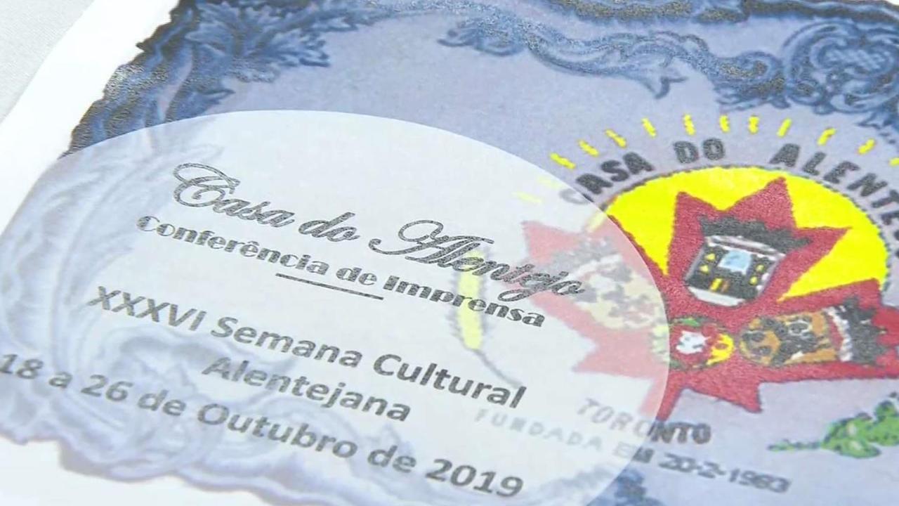 SEMANA CULTURAL ALENTEJANA 2019