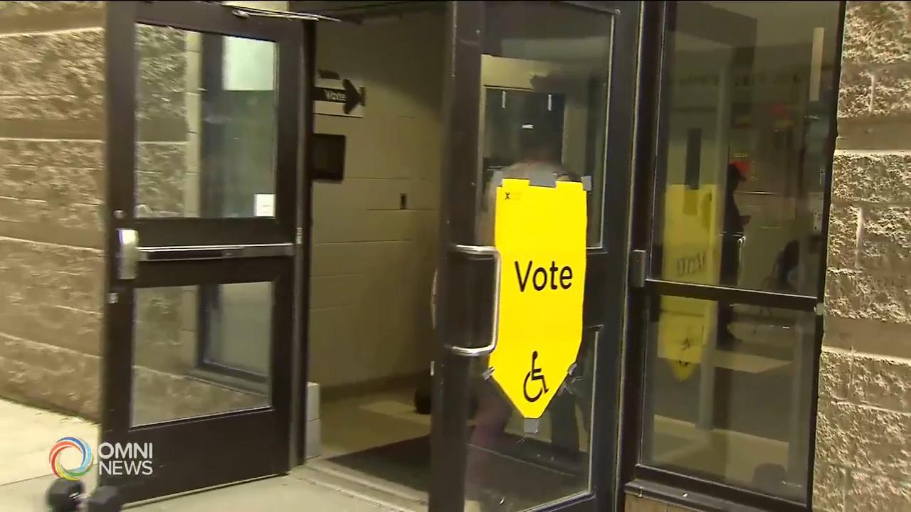 選舉辦事處詳細解釋大選投票須知 — Oct 04, 2019 (ON)
