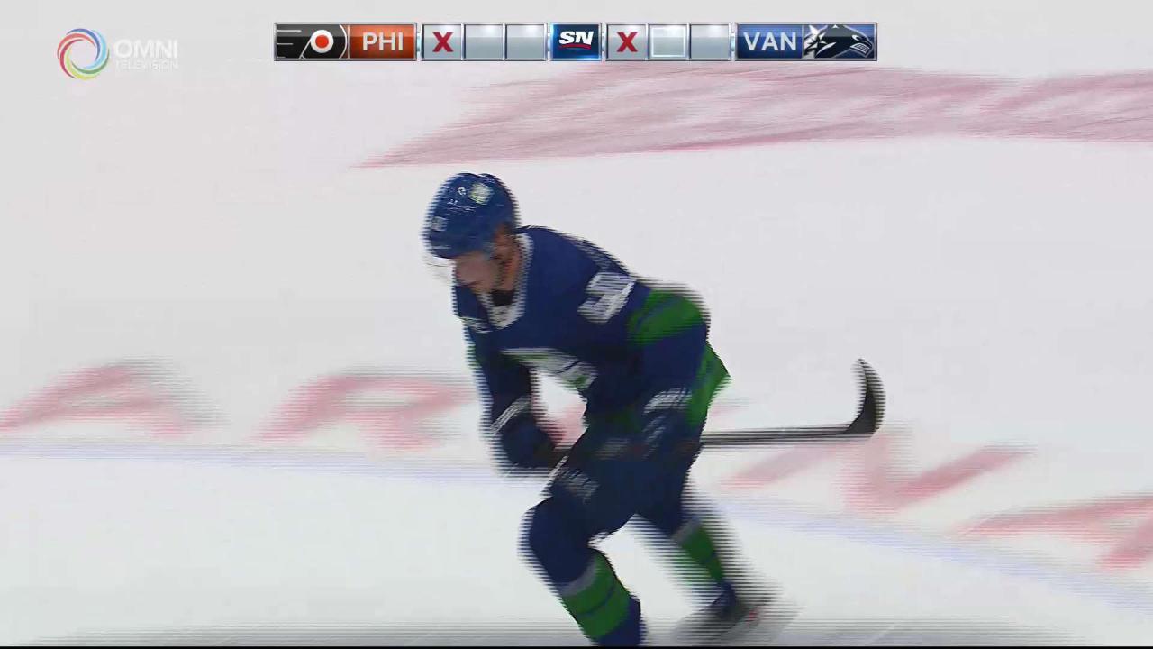 Pettersson Shootout Goal