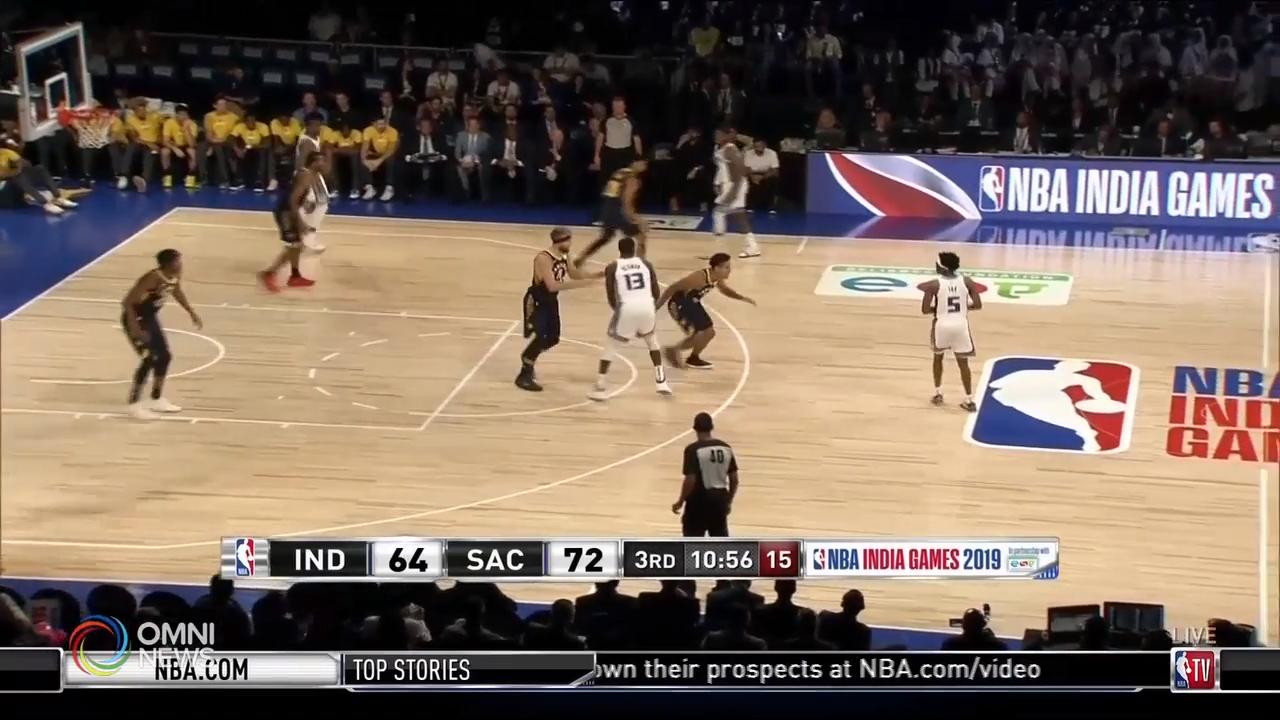 NBA goes to India for first time in history