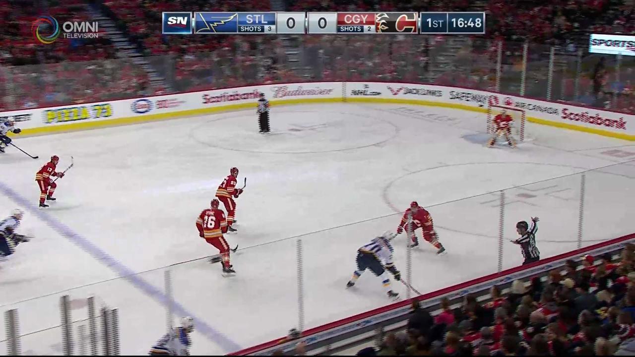 Barbashev Goal