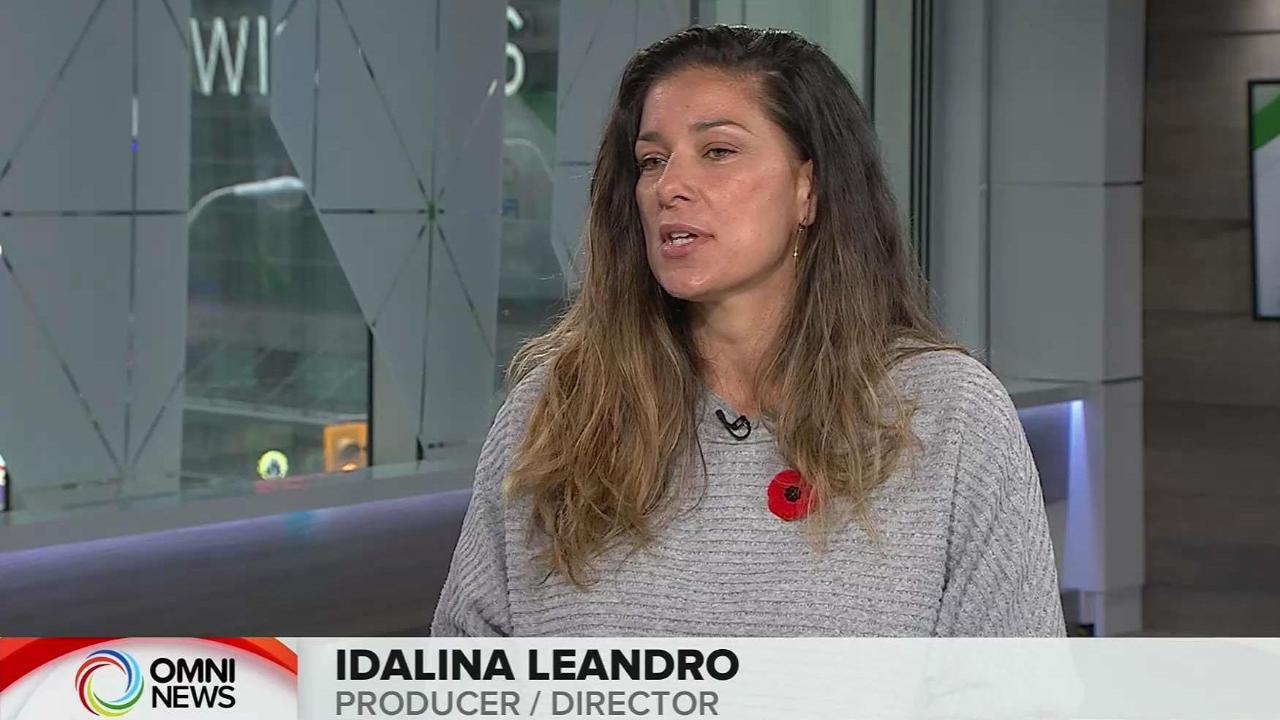 IDALINA LEANDRO INTERVIEW