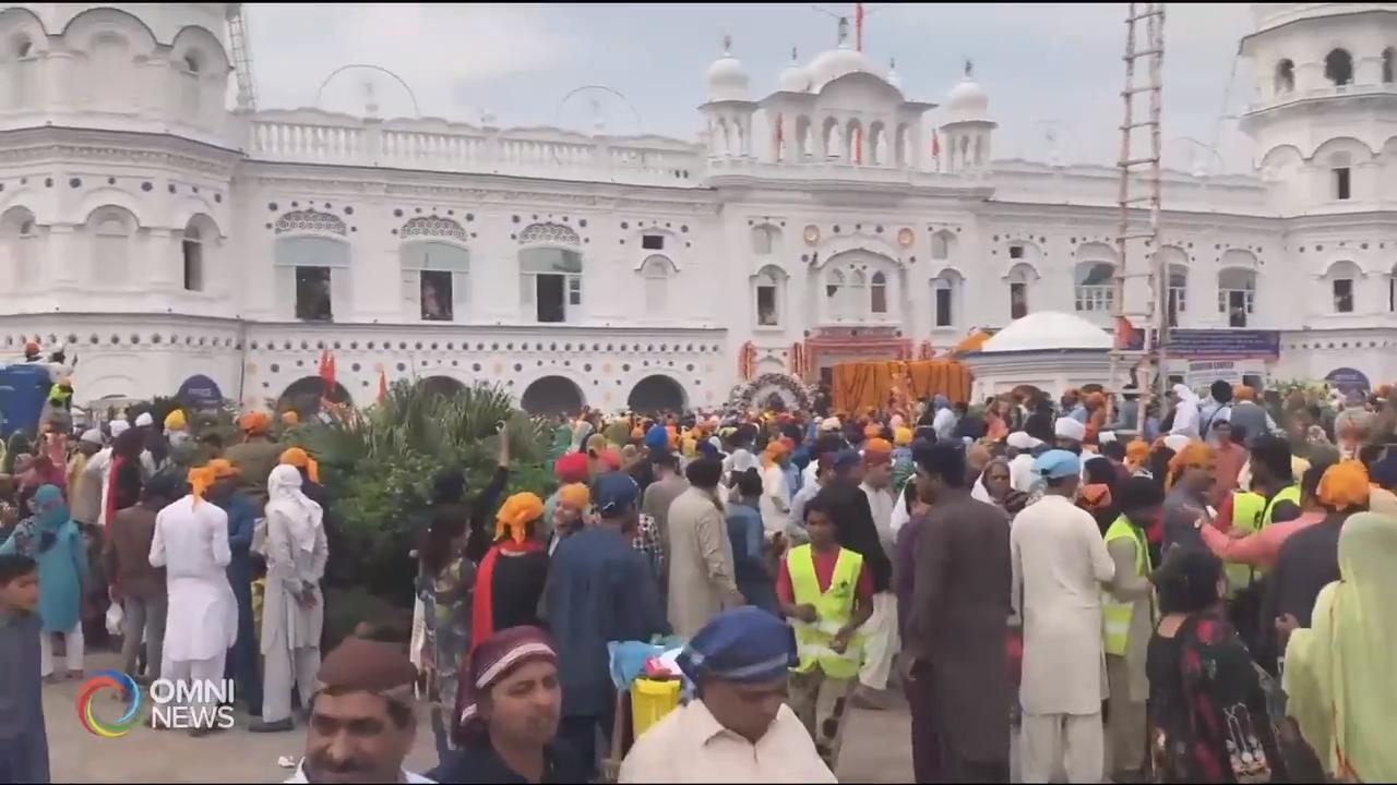 Nankana Sahib Nagar Kirtan