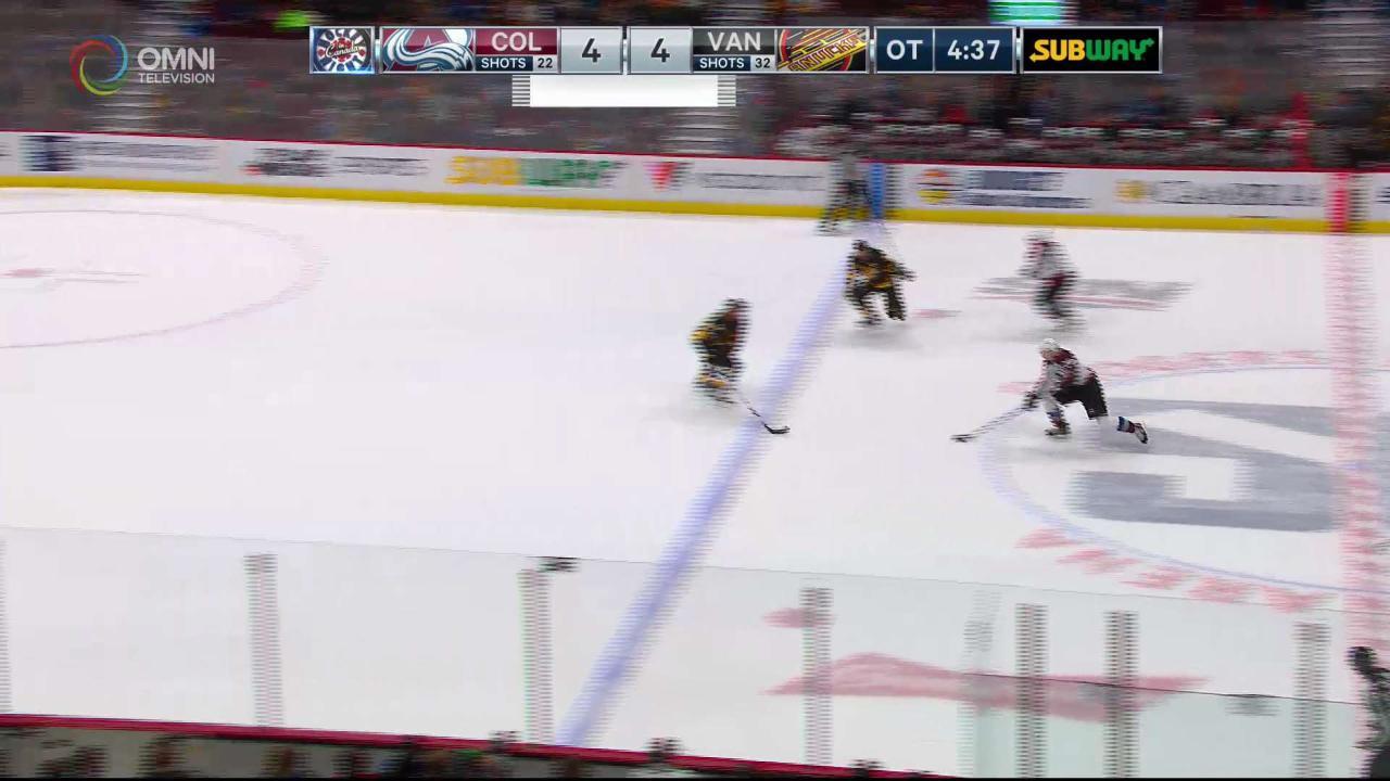 Mackinnon Goal
