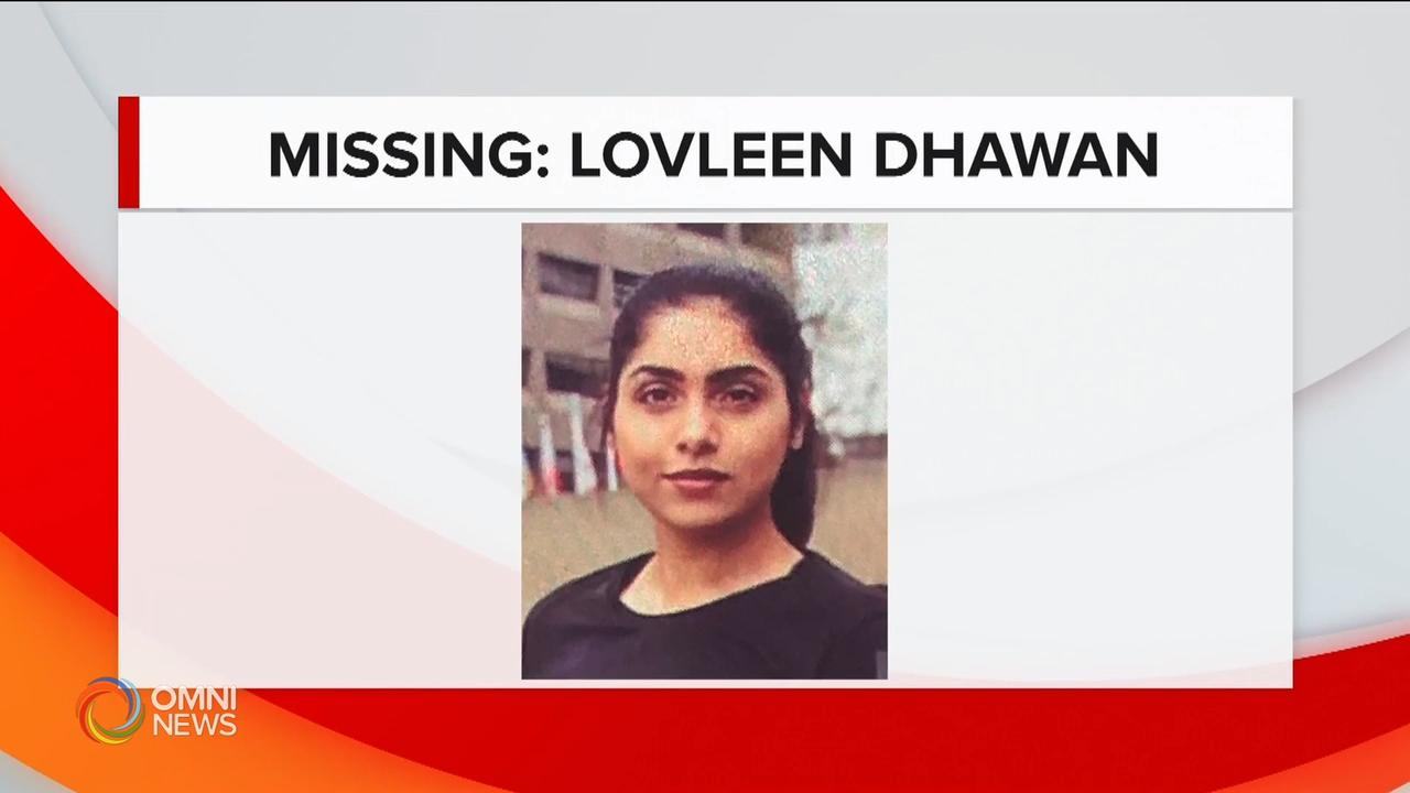 Police looking for info on Lovleen Dhawan