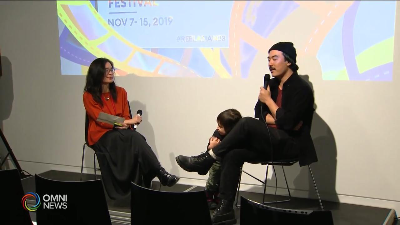 本國華裔導演張僑勇第一部紀錄片 — Nov 12, 2019 (ON)