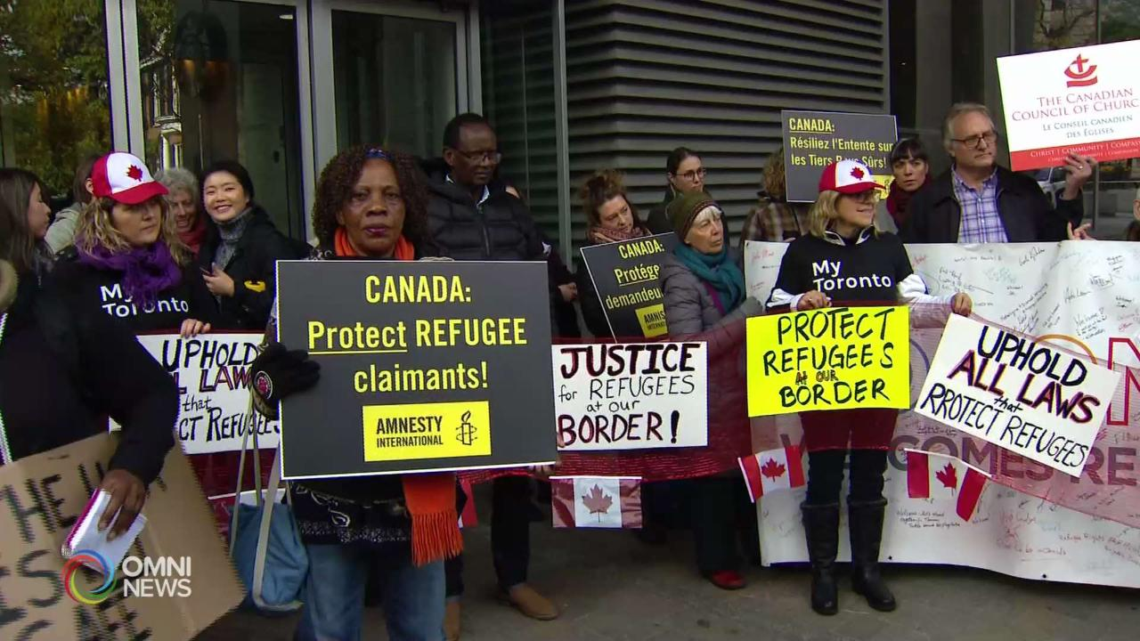 A Toronto si discute il futuro del Safe Third Country Agreement