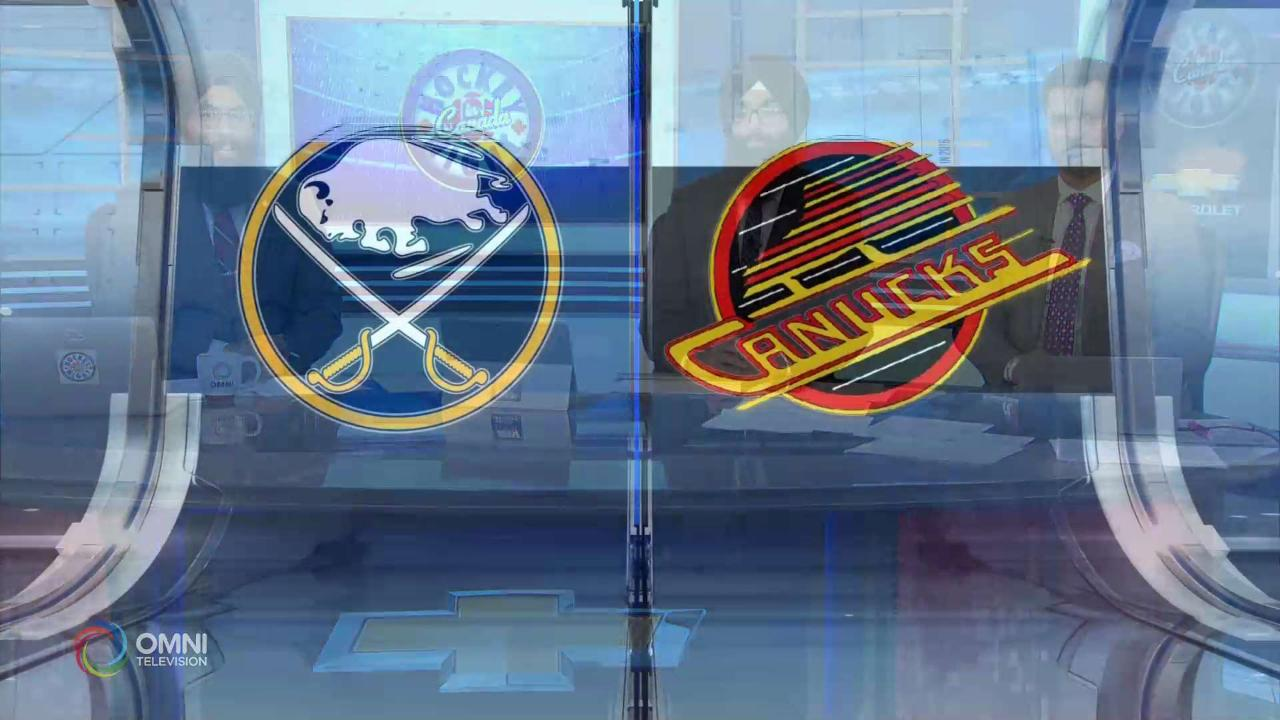 HIGHLIGHTS | Sabres vs. Canucks – Dec 7 2019