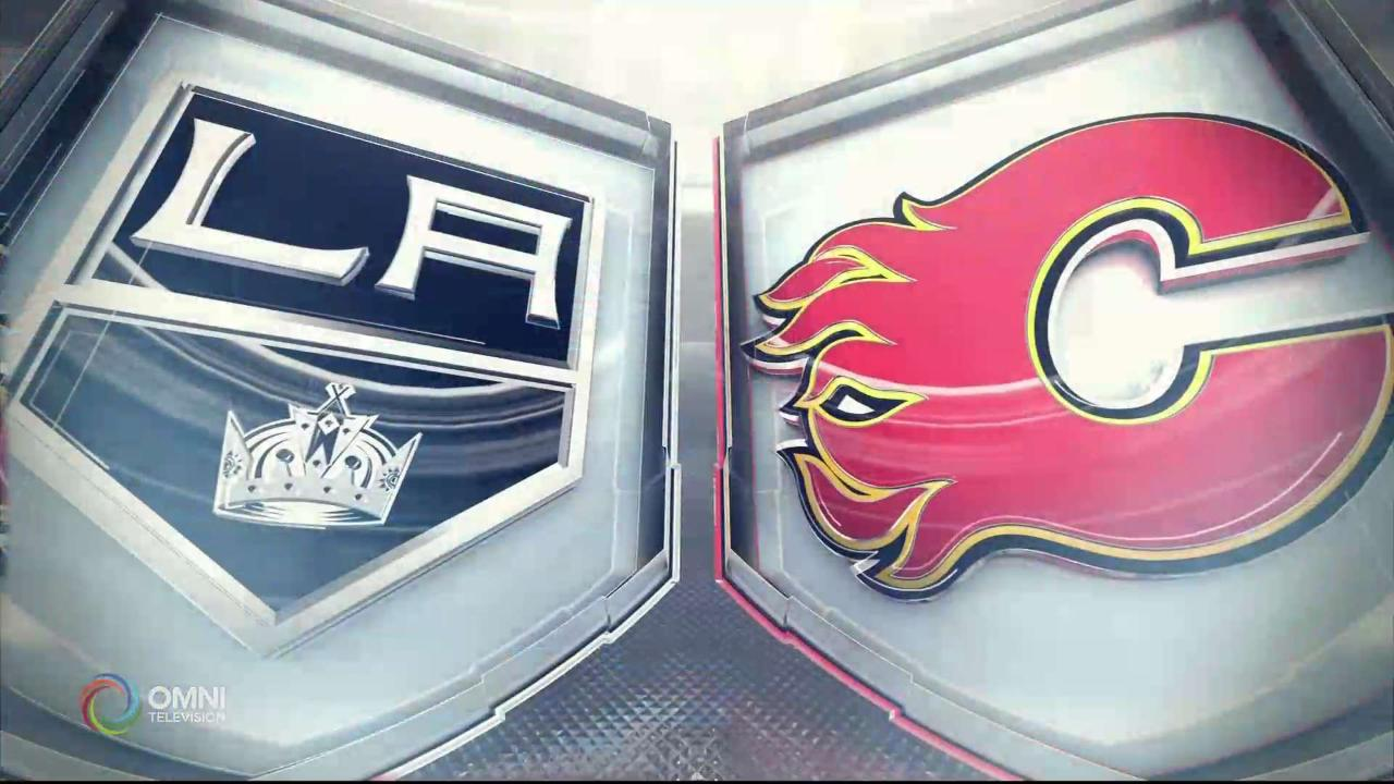 HIGHLIGHTS | Kings vs. Flames – Dec 7 2019
