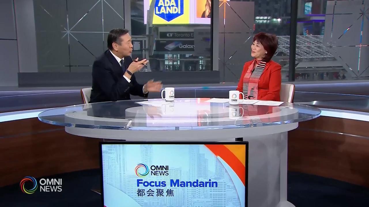多伦多市议员封赖桂霞专访(一)  - Jan 16, 2020