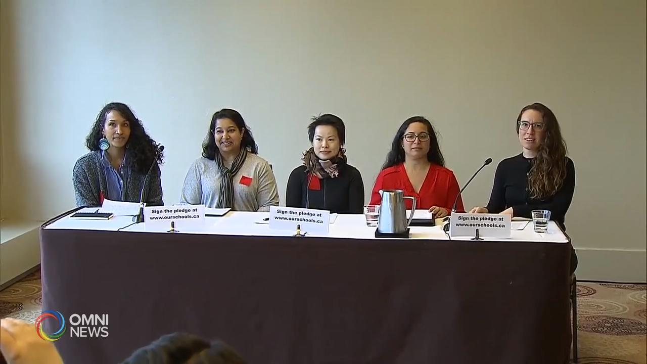 家长组织支持教师争取权益捍卫教育质量 - Jan 14, 2020
