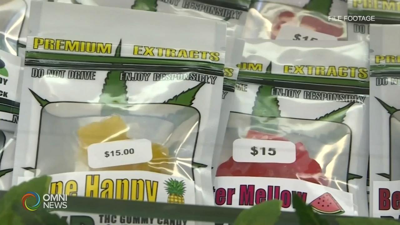 安省开放网上购买大麻食品 - Jan 16, 2020