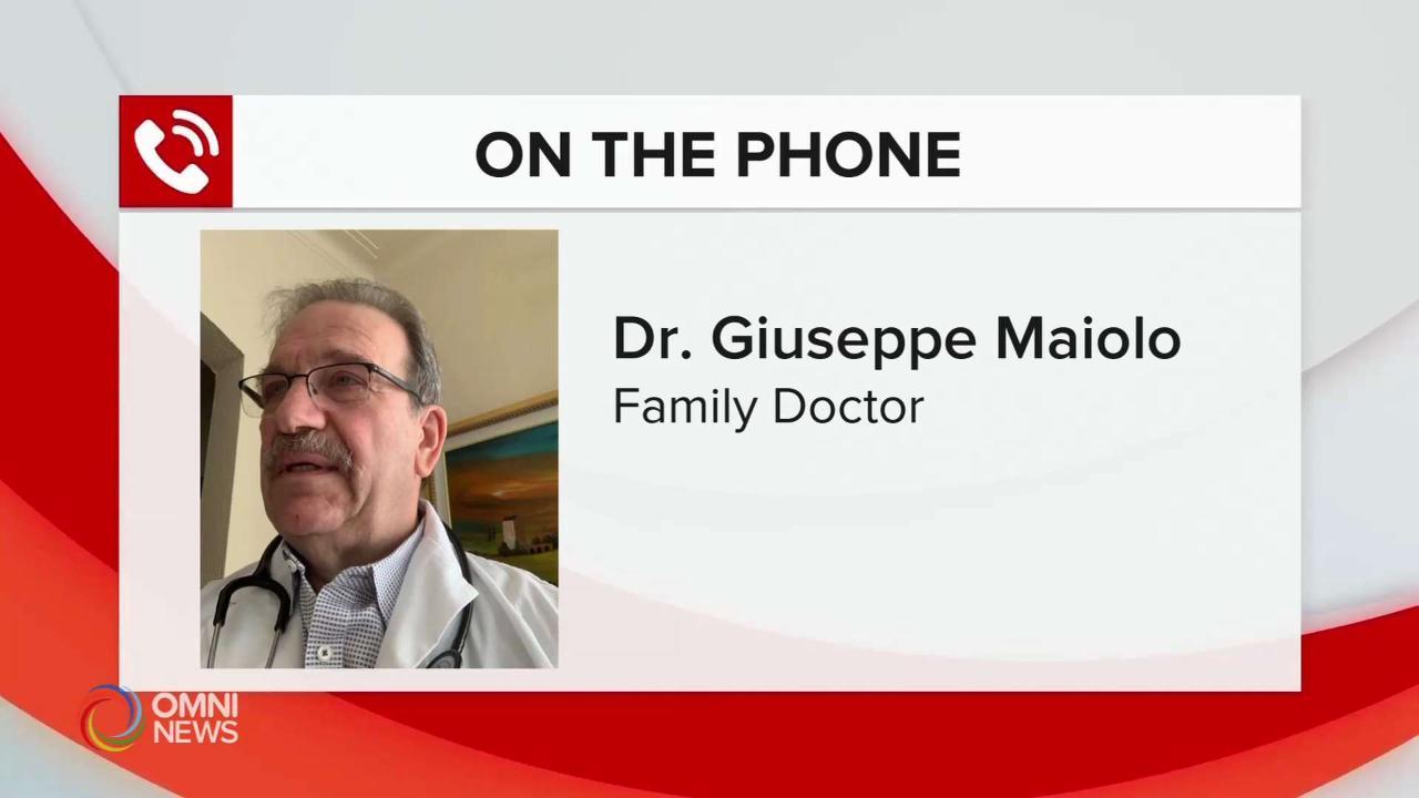 Nuovo Coronavirus: parla il Dr. Giuseppe Maiolo