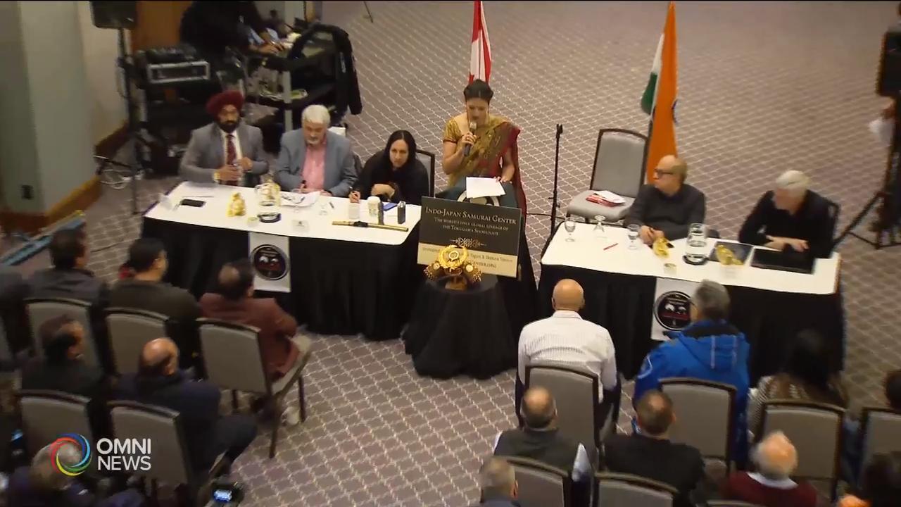 Indo-Canadian Kashmiri forum