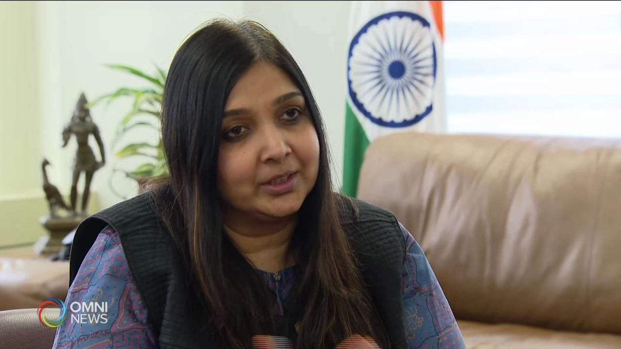Consul General of India in Toronto INTW