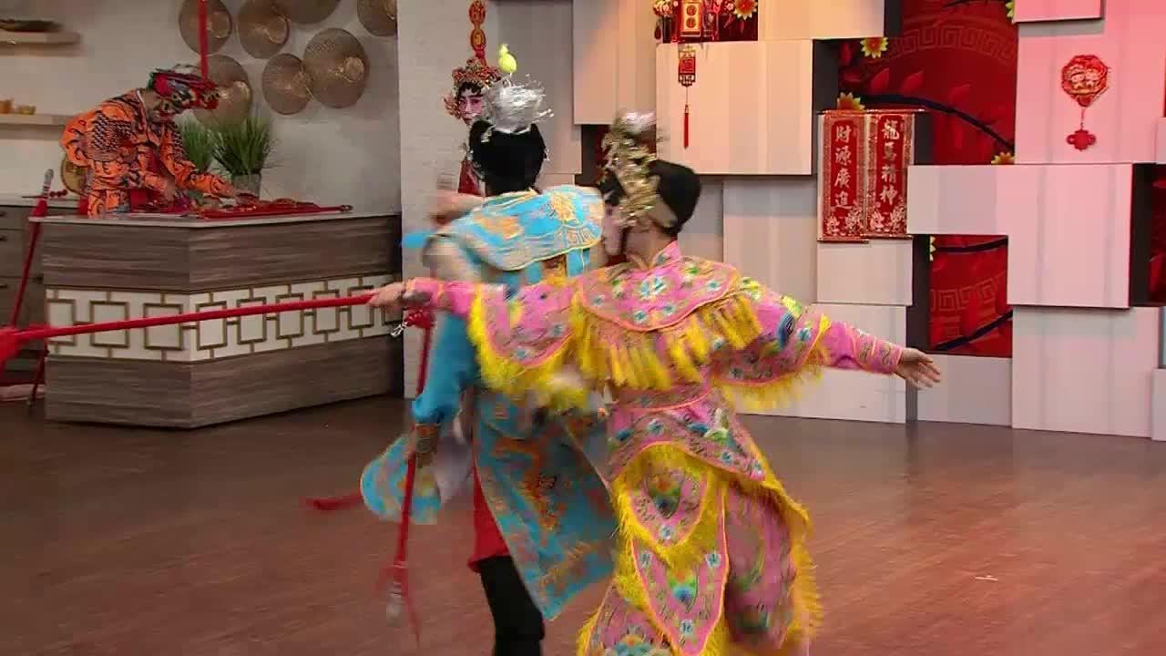 Part 4 – 第四節:寶新聲戲曲演藝中心表演「粵劇小豆丁賀新歲」