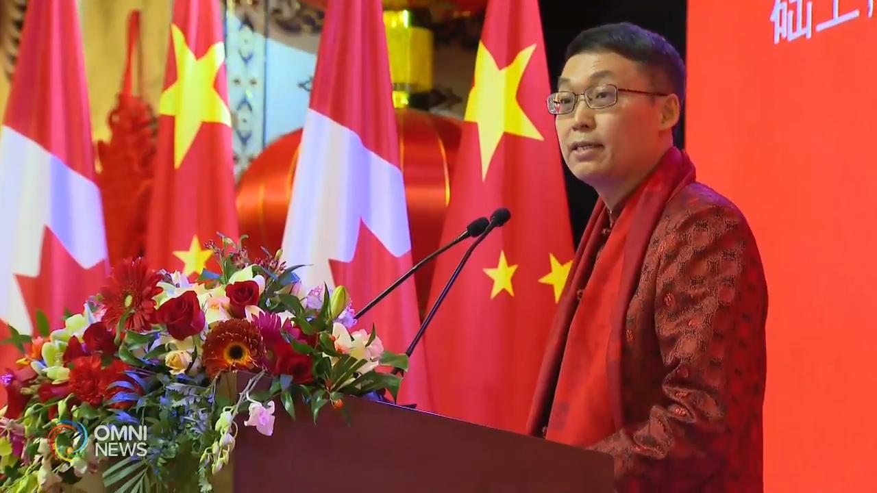 中国总领馆及大陆社区庆春节- Jan 20, 2020