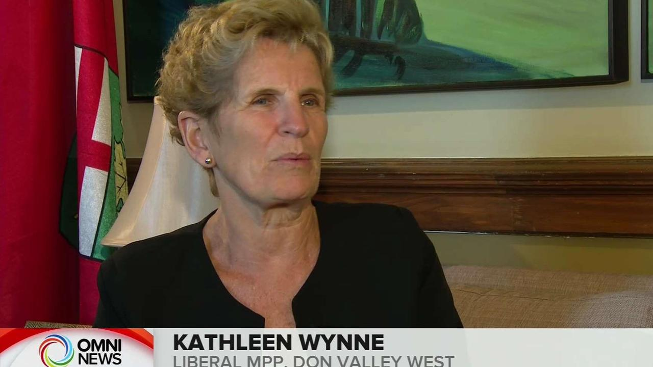 KATHLEEN WYNNE INTERVIEW