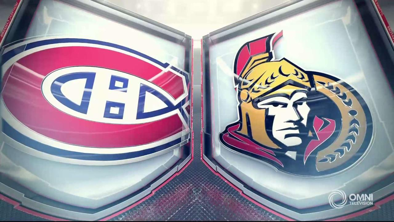 Ottawa vs Montreal Full Highlights – Jan 11, 2020