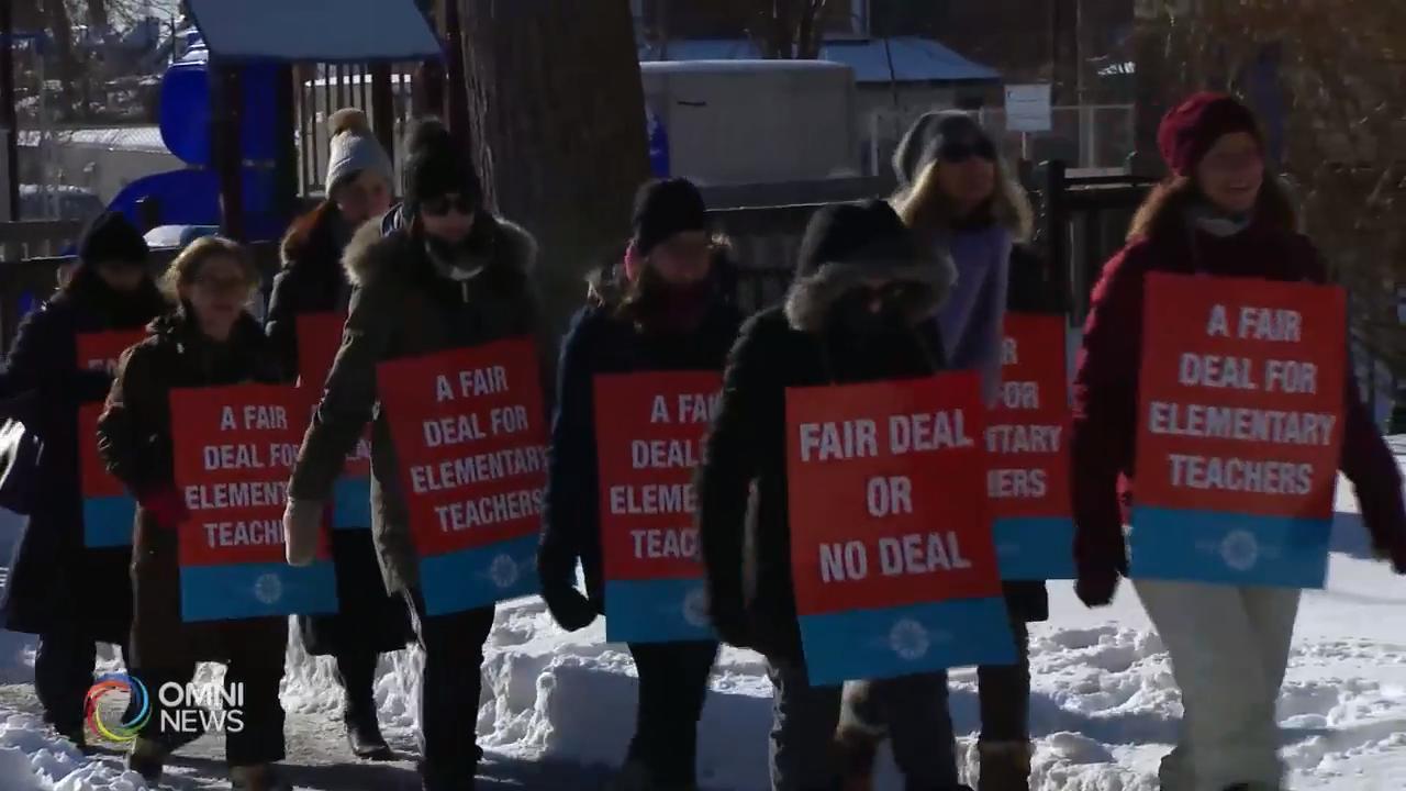 多倫多公校教育局呼籲恢復談判 – Jan 28, 2020 (ON)