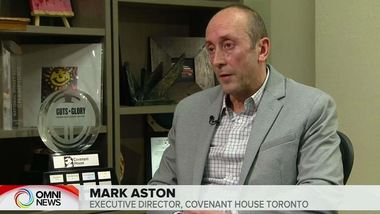 HOMELESS CRISIS IN TORONTO – INTERVIEW WITH MARK ASTON