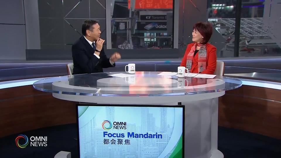 多伦多市议员封赖桂霞专访(二)  - Jan 17, 2020