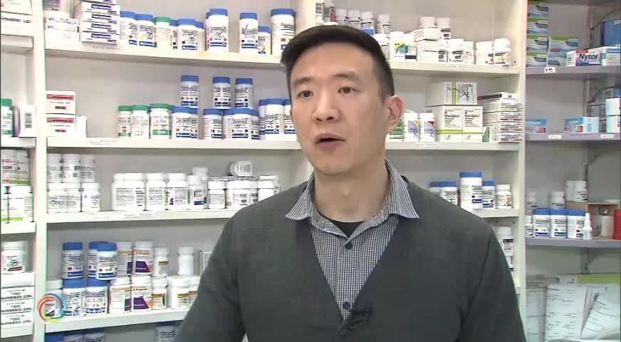 新型肺炎令大溫口罩缺貨 (BC) 2020JAN23