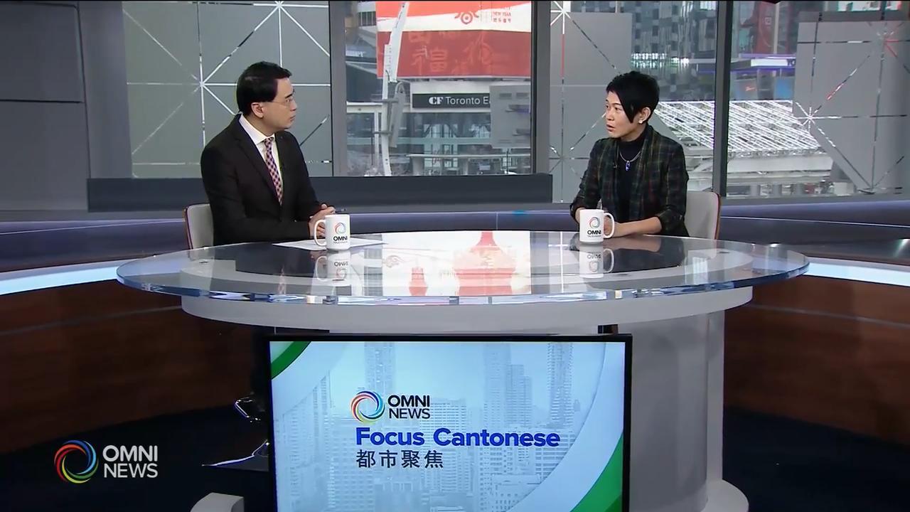 香港新聞工作者過去幾個月的採訪感受 — Jan 24, 2020 (ON)