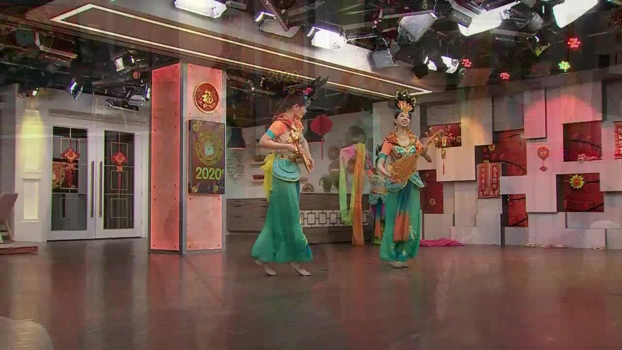 Part 6 – 第六节:菁华艺术协进会表演精彩贺年舞蹈