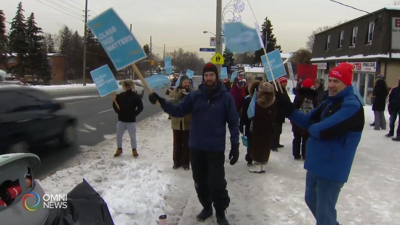 英语天主教教师警告将全面发动轮流罢工 - Feb 18, 2020