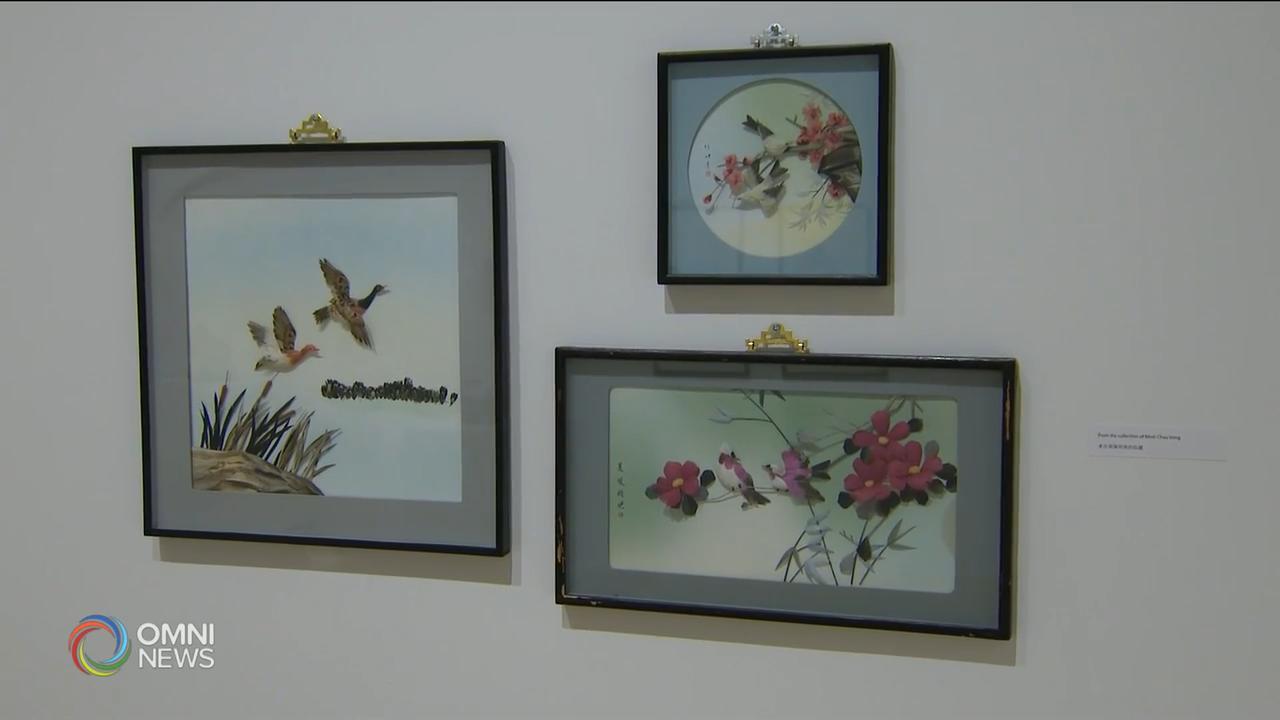 萬錦市美術館展出三組各具特色的藝術展 — Feb 19, 2020 (ON)