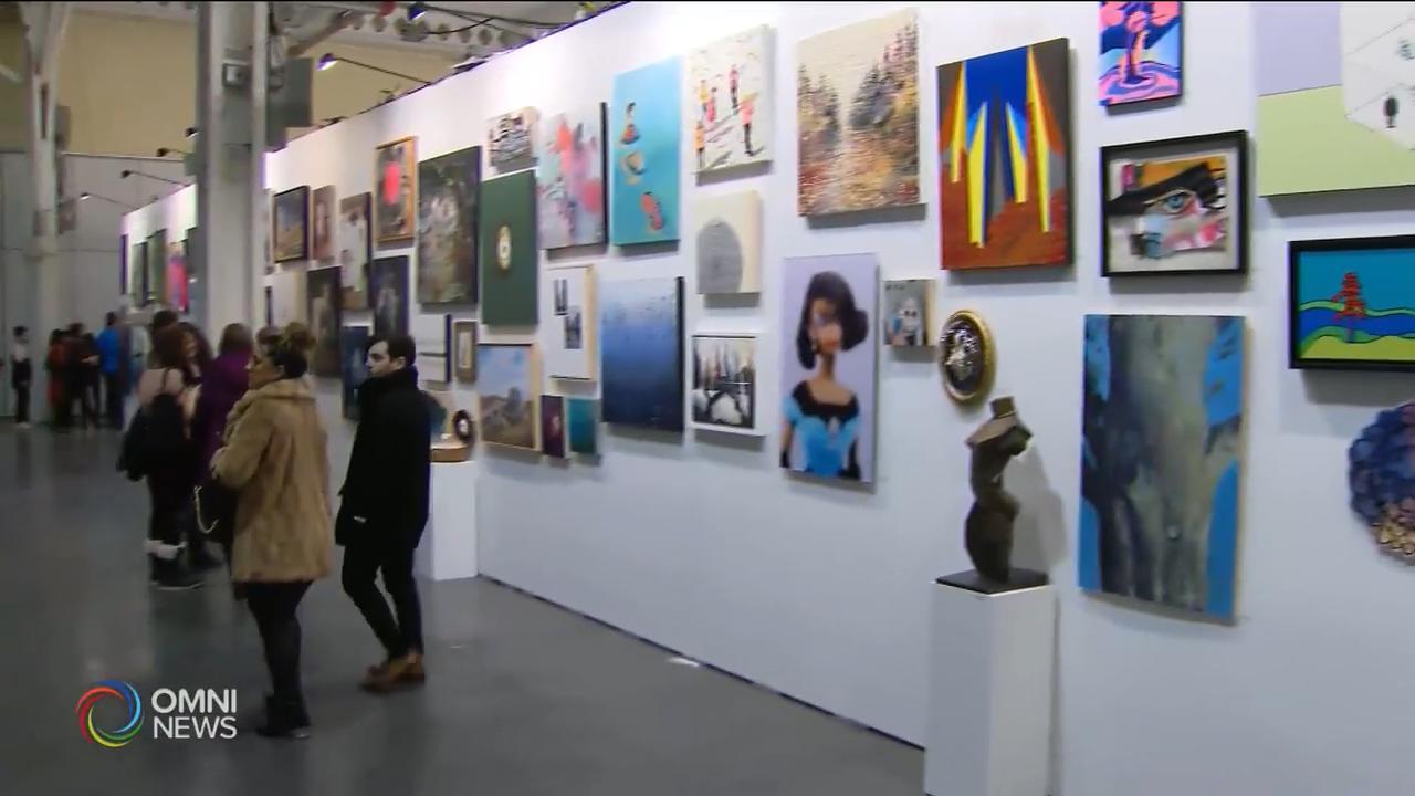 Artist Project現代藝術展周末在多倫多舉行 — Feb 21, 2020 (ON)