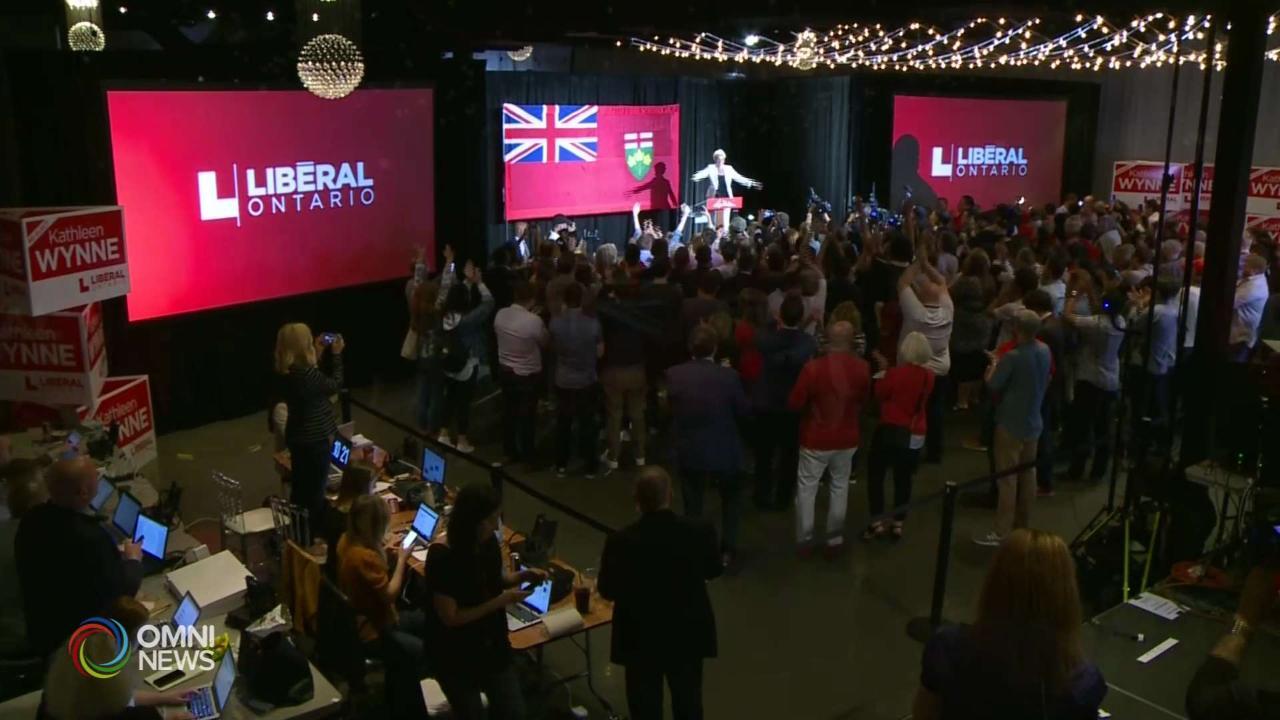 Un nuovo leader per l'Ontario Liberal Party