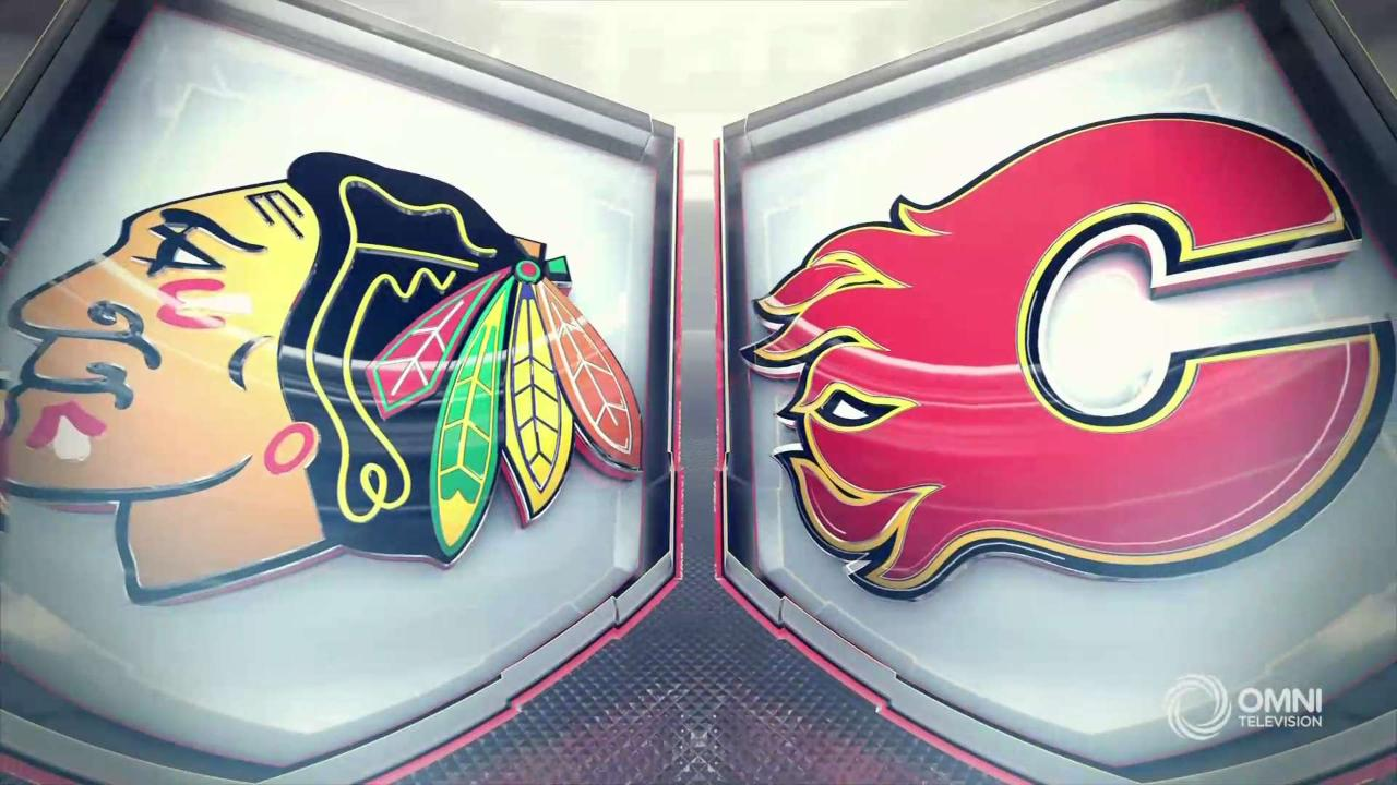 Chicago vs Calgary Full Highlights – Feb. 15, 2020